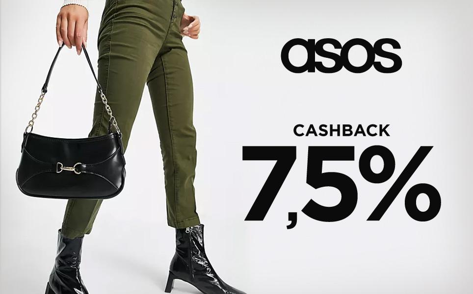 Lo speciale Cashback su Asos continua